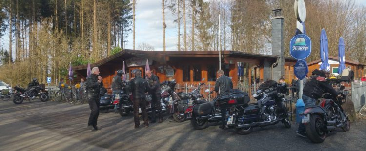 15.03.2020 Tour zur Alpenröder Hütte