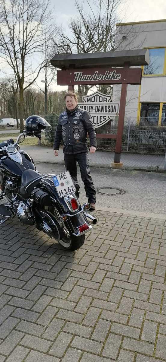 Harald-Thunderbike
