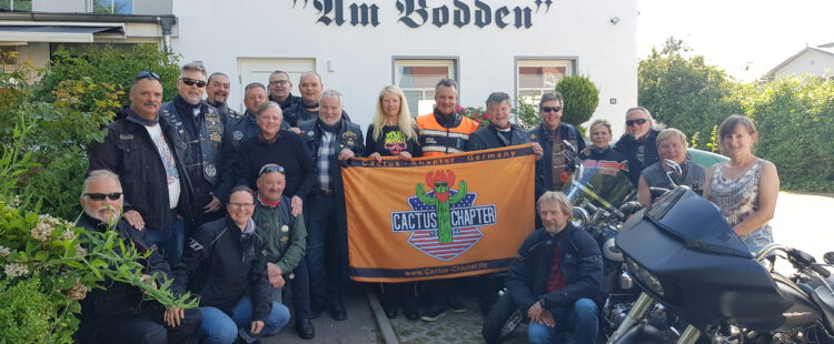 14.06.2020 Cactus goes Rügen 4. Tag