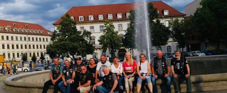 24.-26-07.2020 Tour nach Dresden