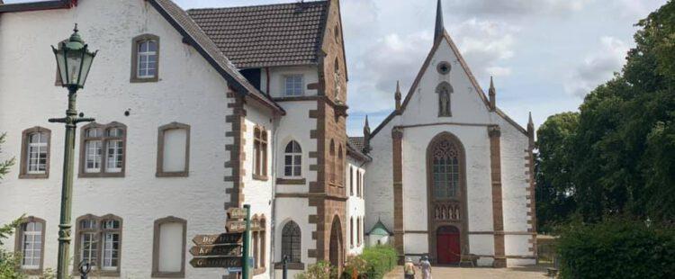 02.08.2020 Sonntagstour zur Abtei Mariawald
